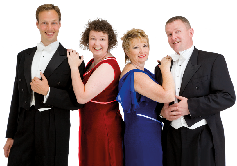 Opera Singers For Hire - Hatstand Opera | Matters Musical