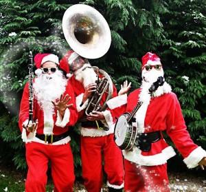 Silk Street Santas ECM crop