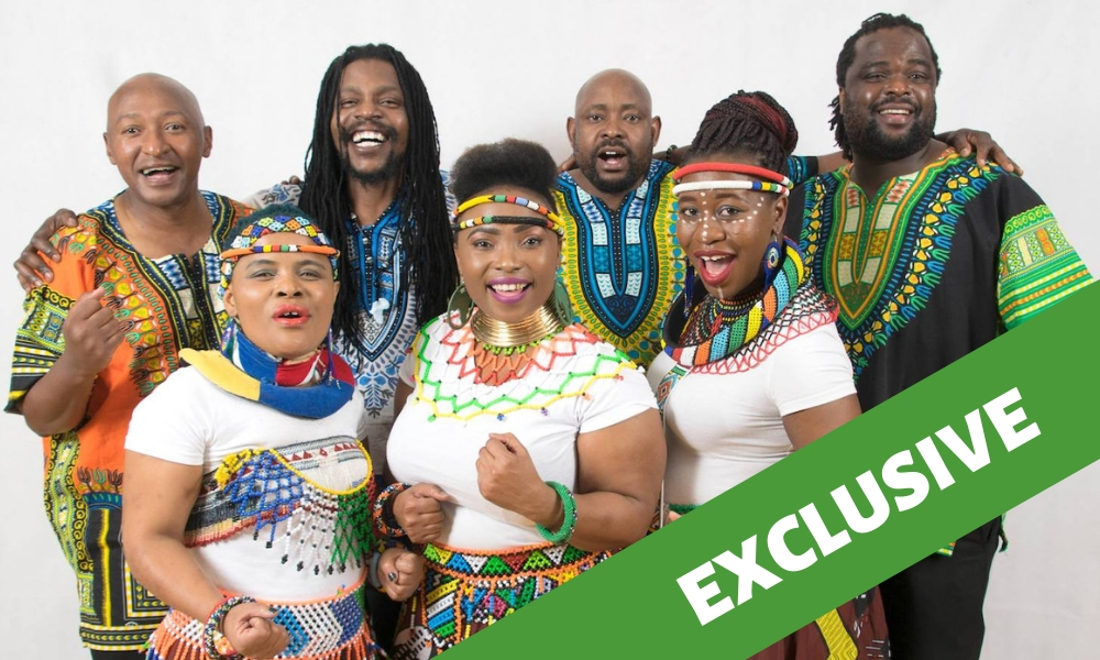 Imbube UK Singers - South African choir of up to 20