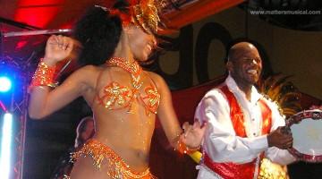 Viramundo dancers - perfect for carnival parties