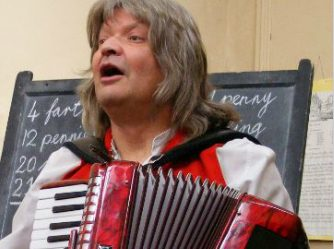 Mike Ruff, virtuoso accordionist for hire | Matters Musical