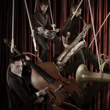 Swing Ninjas | Swing with a modern twist | Matters Musical
