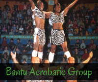 Bantu African Acrobatic Group