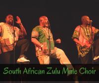 South African Zulu Male Choir