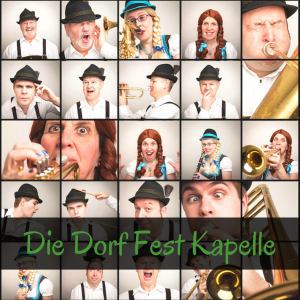 DieDorf Fest Kapelle - German Band