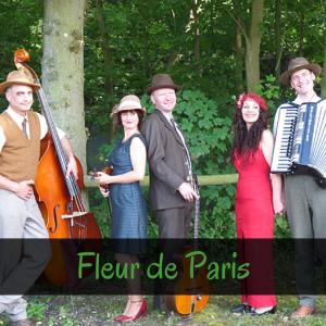 Fleur de Paris - French band