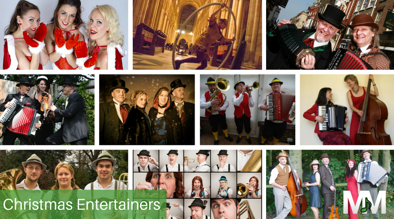 Christmas Entertainers