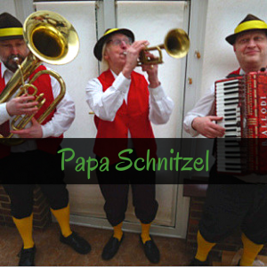 Papa Schnitzel - German band