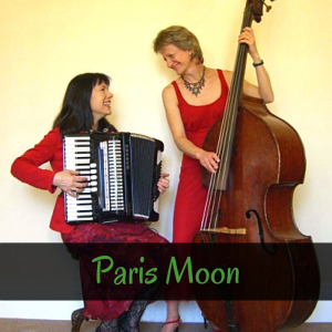 Paris Moon - French band