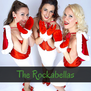 The Rockabellas - Christmas entertiners