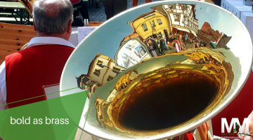 Tuba Bell - brass band
