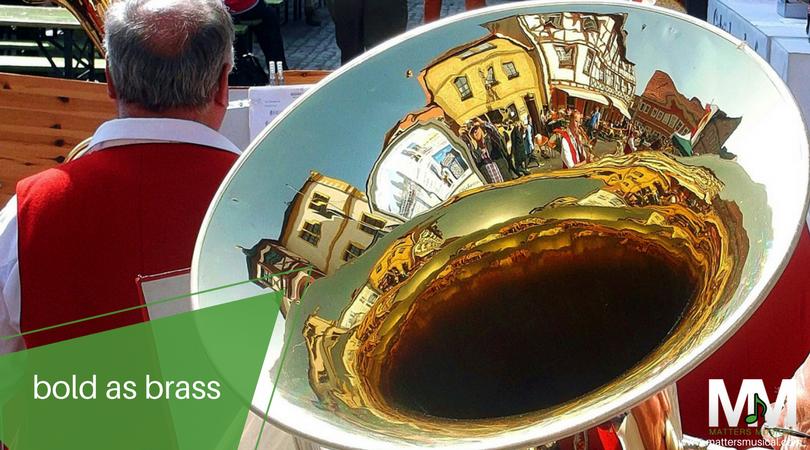 Tuba Bell - brass band