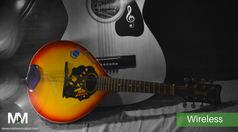 Acoustic music - mandolin and guitar