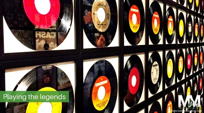 nostalgia band records