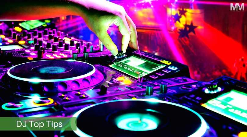 DJ for events