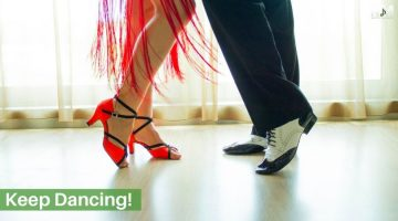 couple ballroom dancing for dance acts from Matters Musical